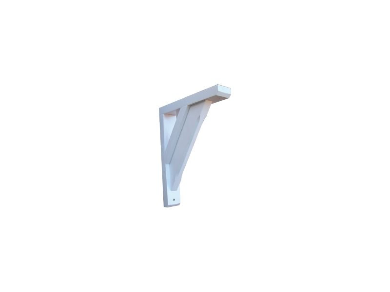 Plain Bracket | Finials & Gallow Brackets | Fascias | Freefoam